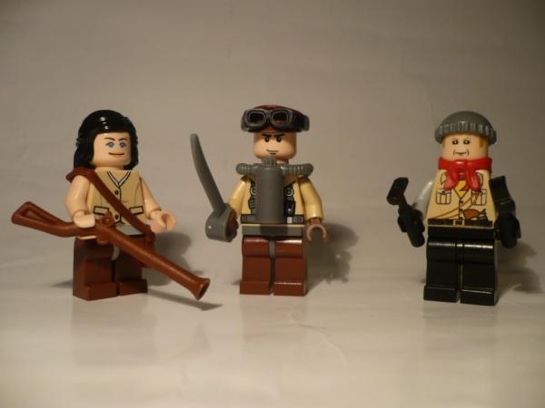 Подборка Lego-конструкций. Часть вторая. (Фото 6)