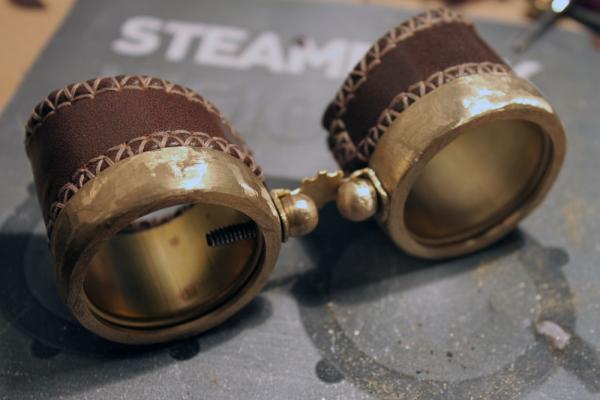 """Steam eyes"" для конкурса «STEAMPUNK-VISION 3D» - Третья часть (финал). (Фото 3)"