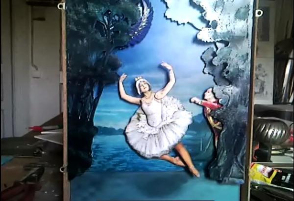 Прибытие паровоза и балеринки (Фото 17)