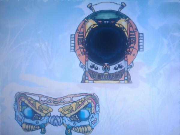 Работа на конкурс Steampunk-Vision 3D в Студию, автор Александр