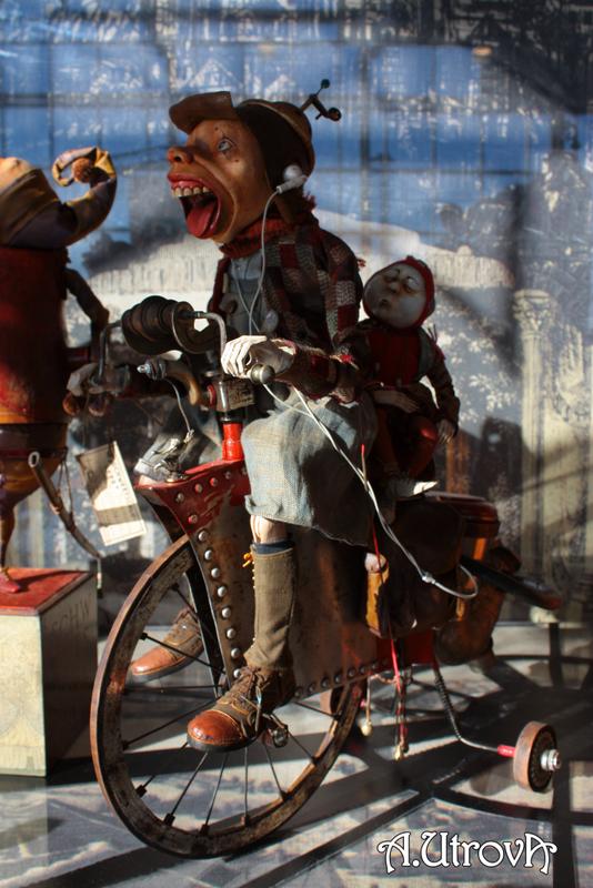 Фотографии со стенда steampunker.ru (Фото 11)