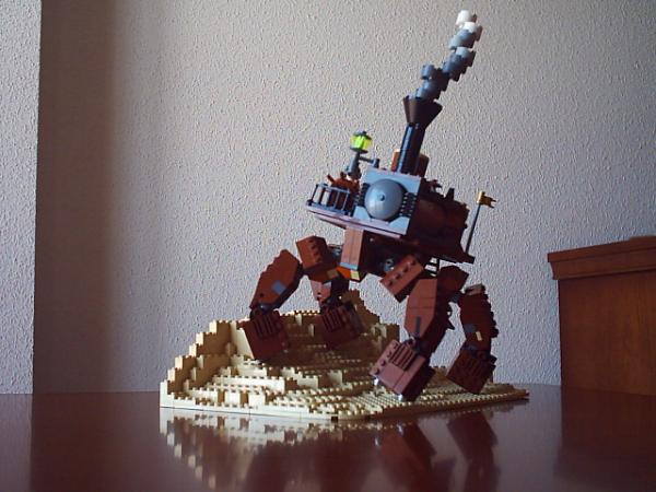 Подборка Lego-конструкций. Часть первая. (Фото 15)