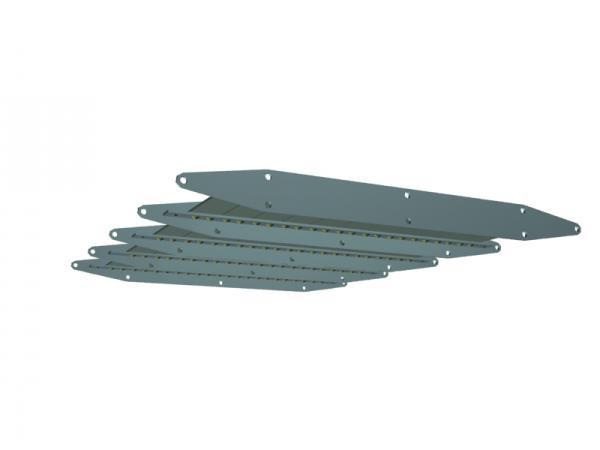 Летучий корабль 2 (3D-модель шаг за шагом) (Фото 18)