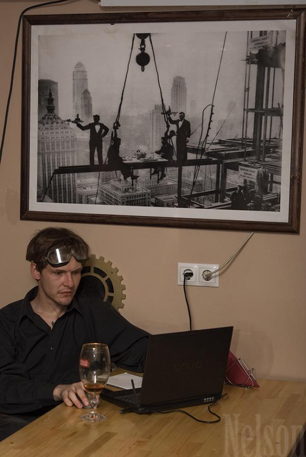 Steampunk Party 15 мая, Полный фотоотчет, часть вторая. (Фото 7)