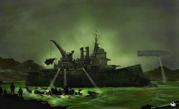 The steam ship (Фото 3)