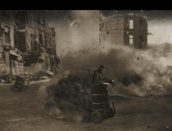 Stephen Rothwill. Стимпанк или викторианский кошмар (Фото 14)