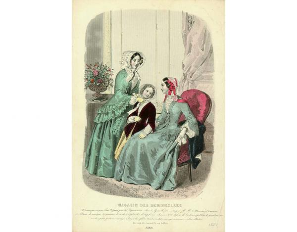 Переменчивая мода Викторианской эпохи (Фото 14)