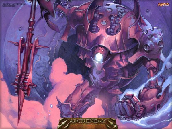 Steampunk во вселенной Magic: the Gathering (Фото 5)