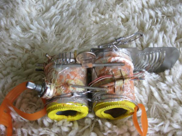 Гоглы в стиле Bioshock (Фото 13)