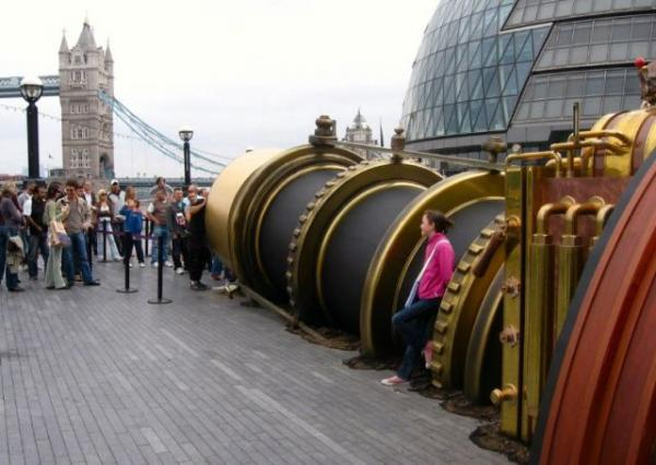 Телемост Лондон-Нью Йорк (Фото 10)