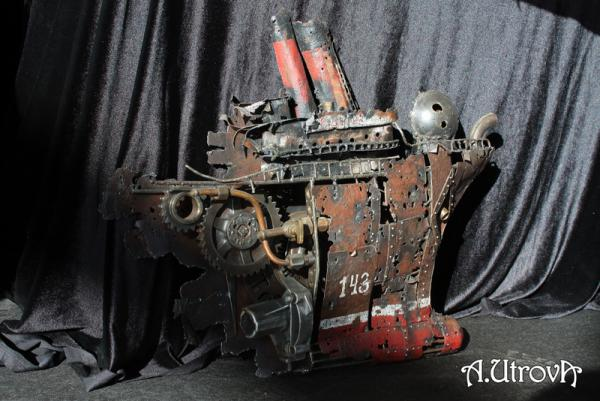 Фотографии со стенда steampunker.ru (Фото 17)