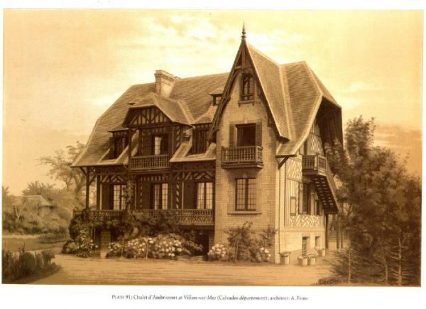 Details of Victorian Architecture. Викторианская архитектура в проектах.