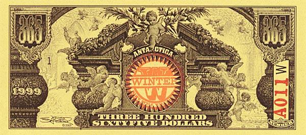 Викторианские Доллары Антарктики (Фото 12)