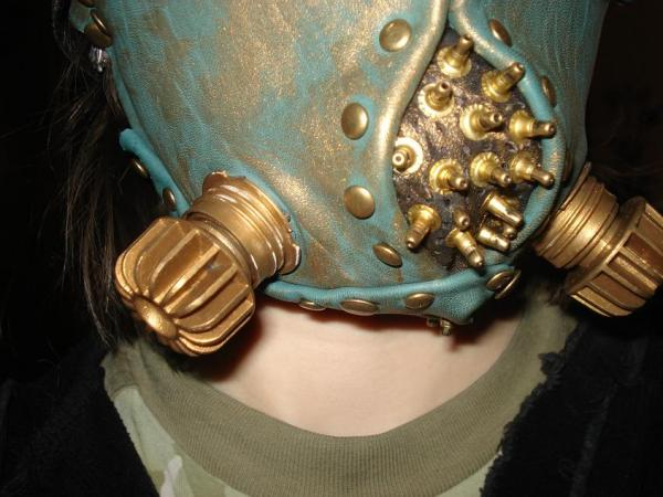 Новогодняя маска (Фото 8)