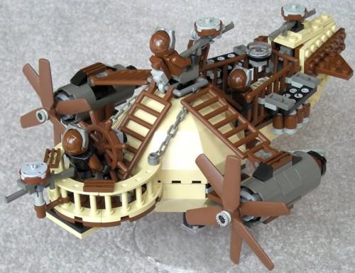 Стимпанк в LEGO исполнении (Фото 2)