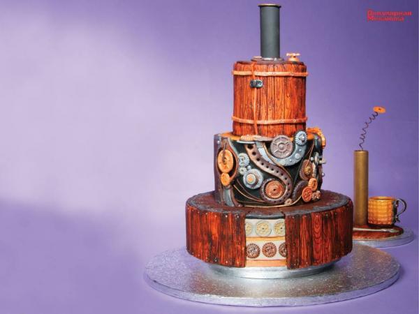 Steam торт