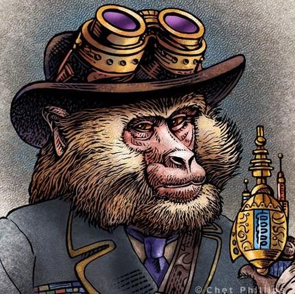 Дарвинизм по стимпанкерски (Фото 3)