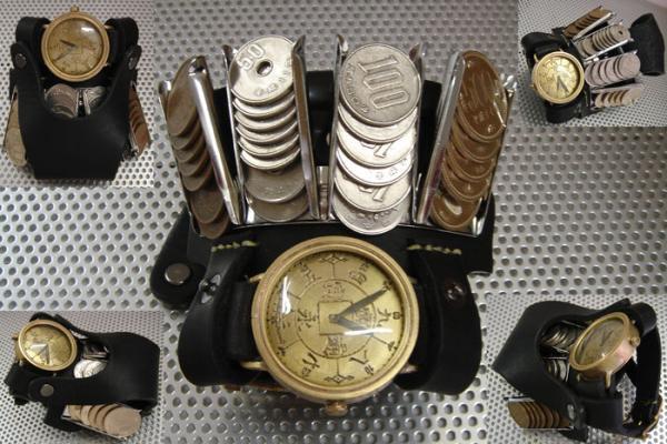 Коллекция стимпанк-часов (Фото 5)