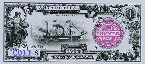 Викторианские Доллары Антарктики