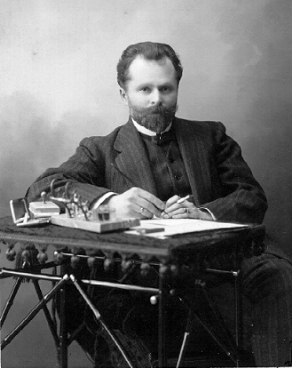Клепинин Борис Николаевич, инженер путей сообщения. г. Тобольск.