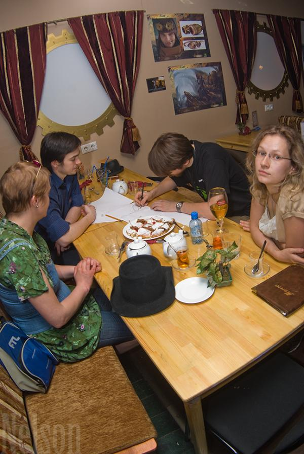 Steampunk Party 15 мая, Полный фотоотчет, часть вторая. (Фото 23)