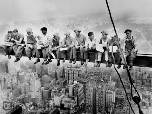 фото Нью-Йорка начала 20го века (Фото 25)