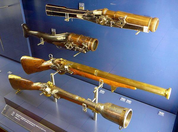 Оружие Стимпанкера (Фото 2)