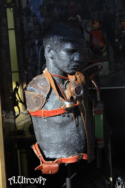 Фотографии со стенда steampunker.ru (Фото 20)