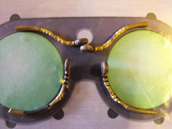 "Гогглы   Монте Кристо  для конкурса  ""STEAMPUNK-VISION 3D"" от NVIDIA .  №3 (Фото 3)"