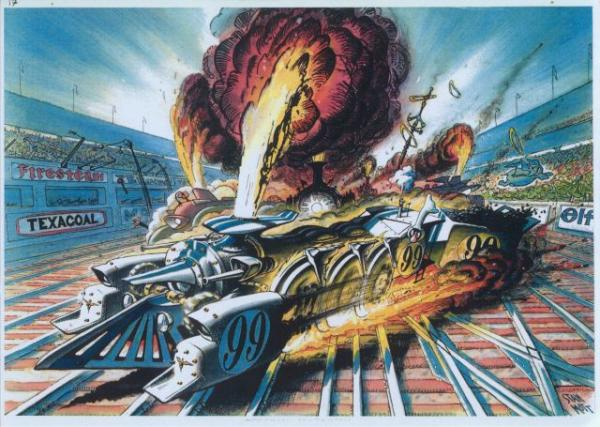 Гоночные локомотивы Ле-Мана (Фото 2)
