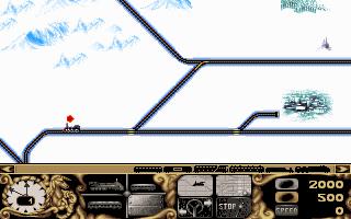 компьютерная игра Transarctica (Фото 4)
