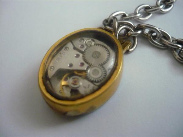 Re: Кулон из часов (Фото 3)