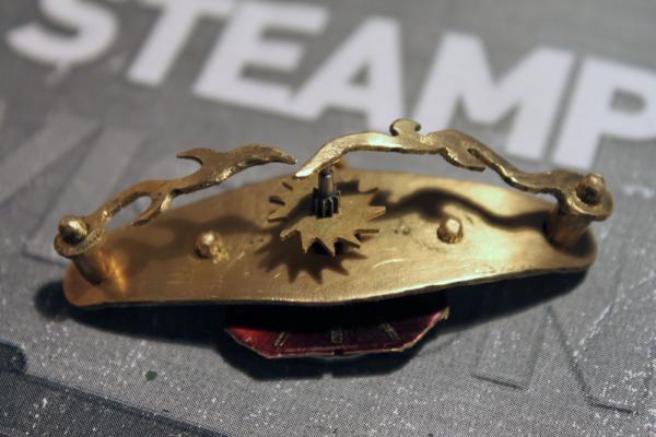 """Steam eyes"" для конкурса «STEAMPUNK-VISION 3D» - Третья часть (финал). (Фото 6)"