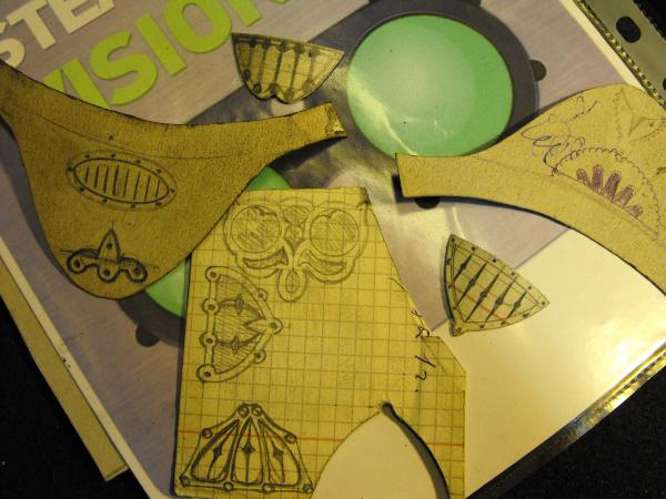"Гогглы   Монте Кристо  для конкурса  ""STEAMPUNK-VISION 3D"" от NVIDIA . №2 (Фото 2)"