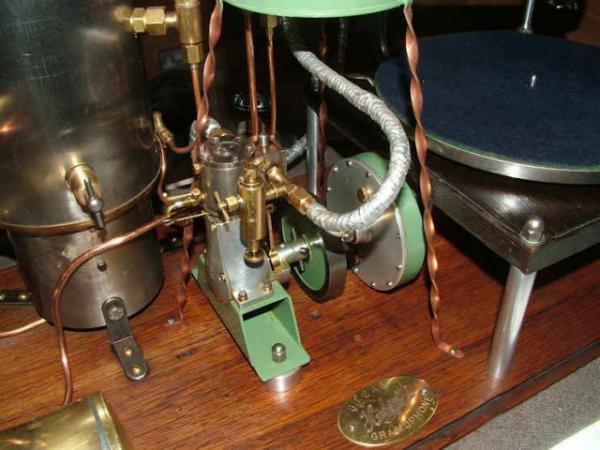 Паровой граммофон (Фото 3)