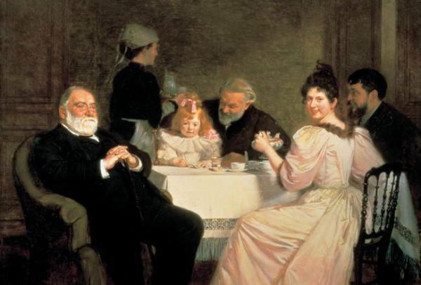 Чайный этикет викторианской Англии (Фото 2)