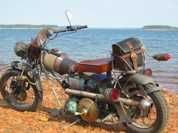 мотоцикл Dave Geertsen (Фото 6)