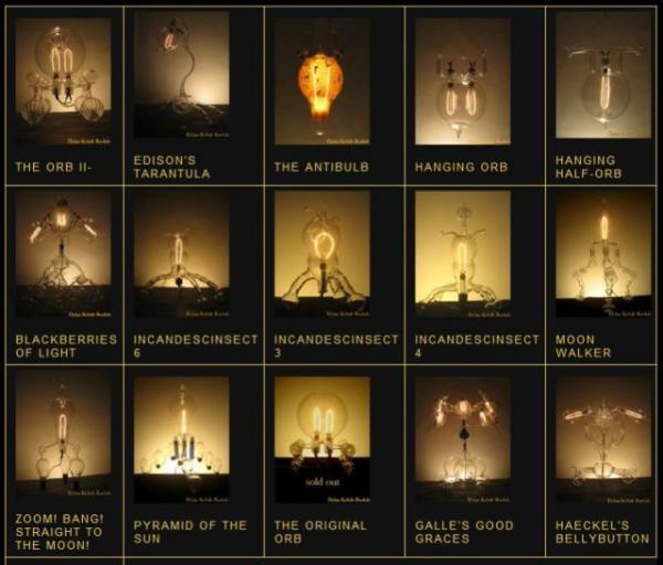 """""""Свет стиля"""". Лампы, и не только. (Фото 8)"""