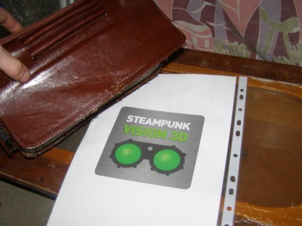 """STEAMPUNK - VISION 3D"" от NVIDIA"" (Фото 3)"