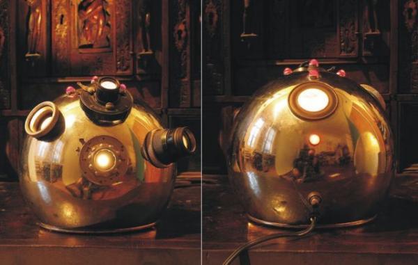 """""""Свет стиля"""". Лампы, и не только. (Фото 19)"""