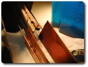 Подготавливаем оборудования для двухстороннего травления латуни