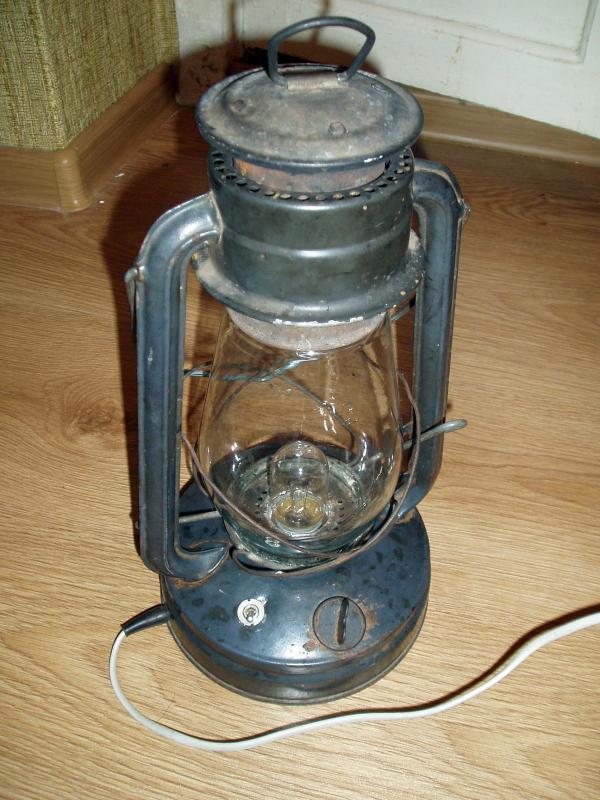 Настольная лампа (Фото 2)