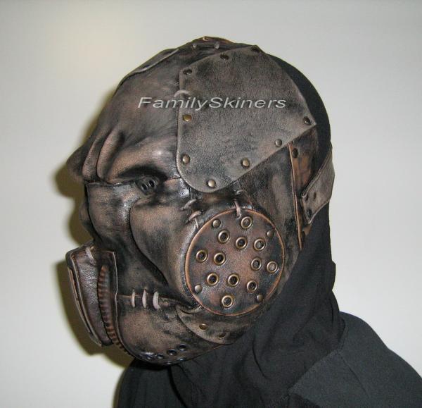 Продолжаем тему масок. (Фото 5)