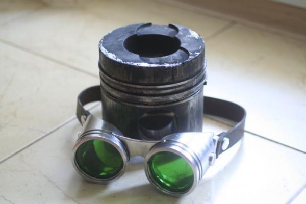 """""""Dieselpunk Vision"""" of Steamimpactor. Фотосет. (Фото 15)"""