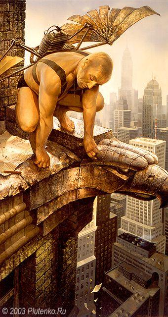 Подборка картин С. Плутенко (Фото 10)