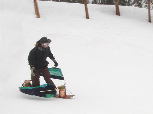 Ретро-сноуборд (Фото 2)