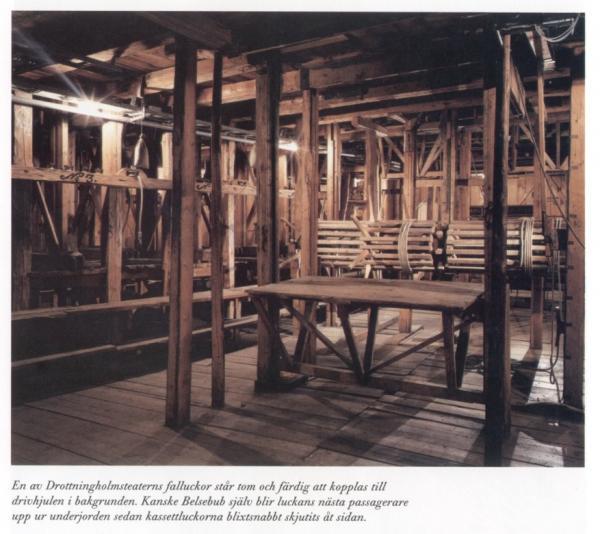 Театральная машинерия (Фото 7)