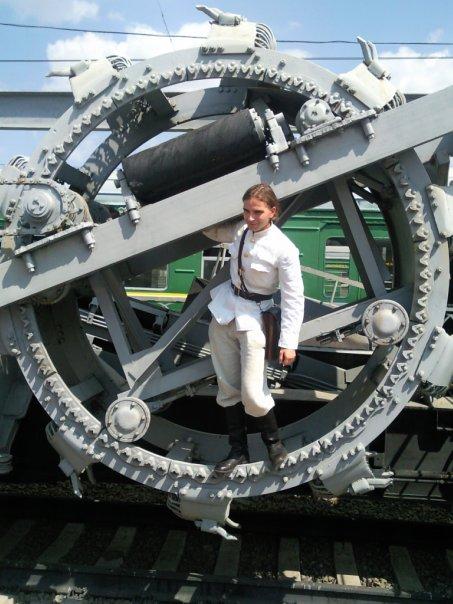 Музей железнодорожной техники Фототчёт (Фото 10)