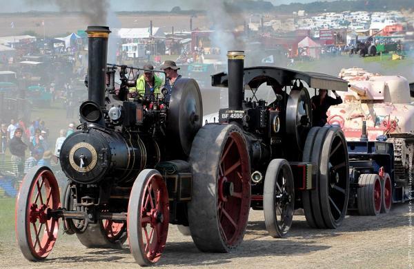 Great Dorset Steam fair (Фото 2)