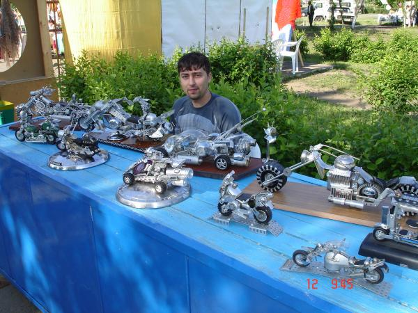 выставка в моем городе Минусинск